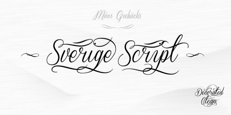 Kalligraphie script schriftarten